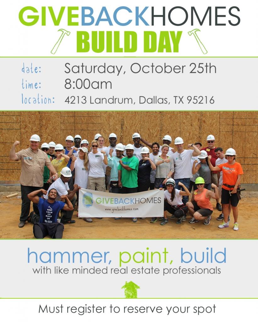 GBH Build Day Dallas